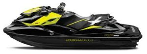 Sea-Doo's fastest jet ski
