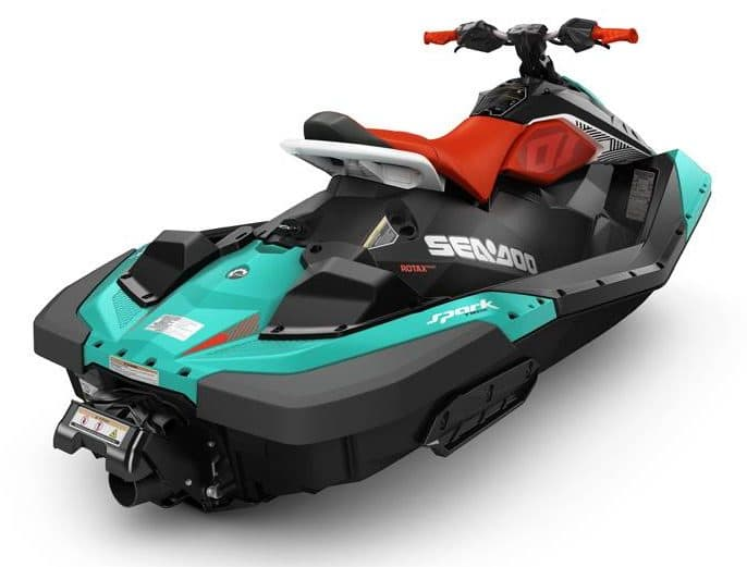Sea Doo Spark Trixx VTS Variable Trim System