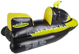 Lasershark wet ski inflatable jet ski