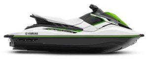 Yamaha EX Green and White