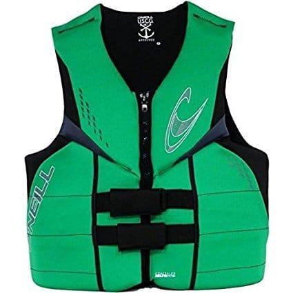 O'Neill Men's Reactor Jet Ski Life Jacket