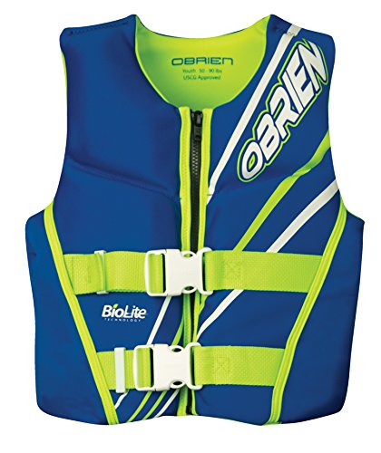 O'Brien Youth Neo Kids jet ski life jacket
