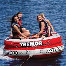 Airhead Tremor 4 Person Towable water Tubes