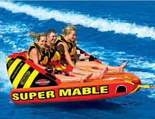 SPORTSSTUFF Super Mable Towable water tubes