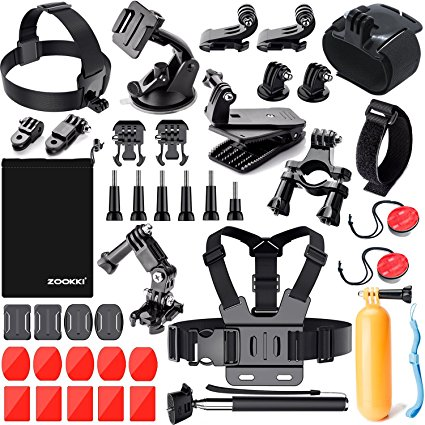 gopro accessories mounting kit