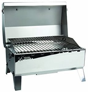 Kuuma Stow N Go Gas Pontoon Grill with Regulator