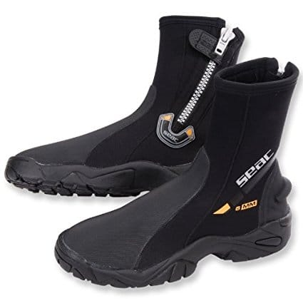 cold weather jet ski shoes