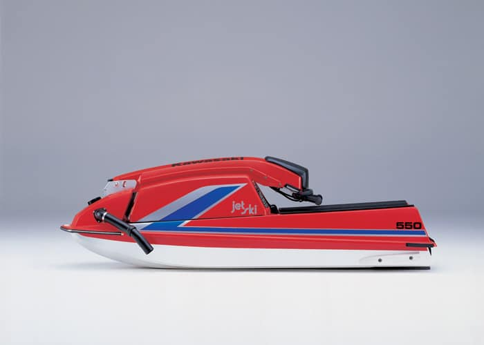 stand up jet ski prototype