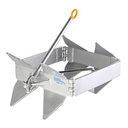 Slide Anchor Box Anchor for Pontoon Boat
