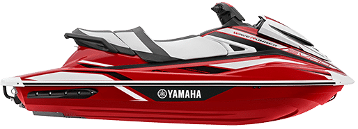 Yamaha GP1800 Review Red